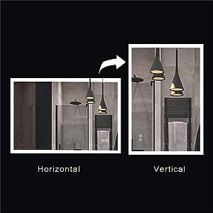 Vertical or Horizontal Hanging