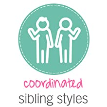 Coordinated Sibling Styles