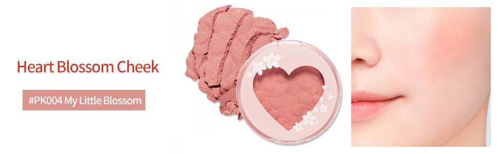 Heart Blossom Cheek (#PK004 My Little Blossom)