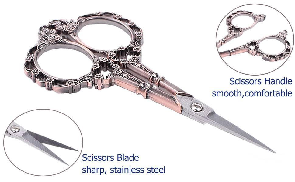 Vintage European Scissors