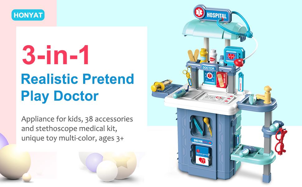 toy doctor kit
