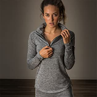 workout long sleeve t-shirts women