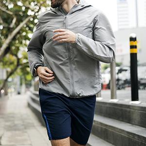 mens UPF 50 sun protection sport jacket