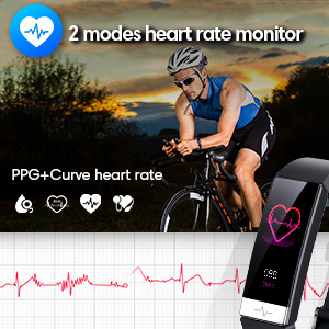 heart rate monitor fitbit watches for women  fitness tracker for women