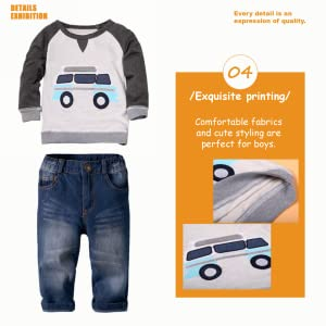 Toddler Dress Suit Baby Boys Gentleman Clothes Sets Bow Ties Shirts + Suspenders Pants Outfits