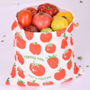 fruit storage fridge bags