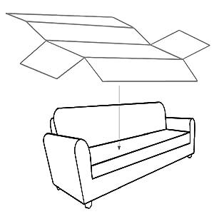 Stuhlschutz Maschinenwaschbar