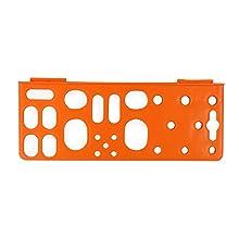2 Paneles Traseros Todeco Estanter/ía herramientas Organizador taller Sistema almacenaje con 28 Bandejas Extra/íbles 96 x 54 cm Organizador para Montar en la Pared