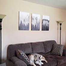 print wall art for living room