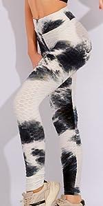 texture comb pants