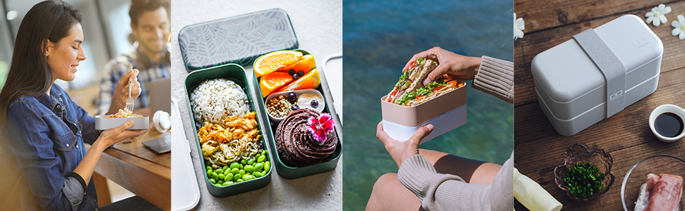 Lunch box, MB Original, bento, lunch, repas, gamelle