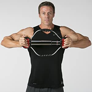 Chest Expander Exercise Equipment