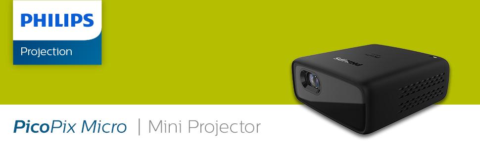 PicoPix Micro, Mobile Projector, Philips Projection, Screeneo