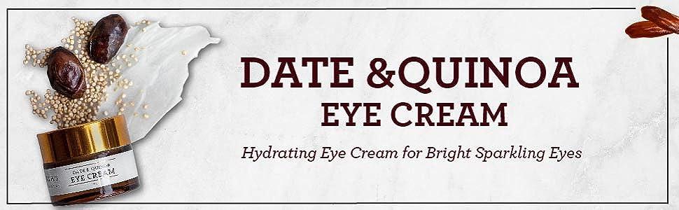 Date & Quinoa Eye Cream