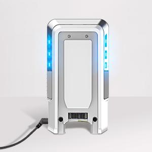 Batterie amovible pratique