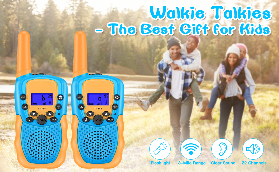 kids walkie talkies the best toys/ birthday gifts and Christmas gifts for 3-12 years old boys
