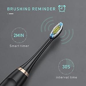 toothbrush black
