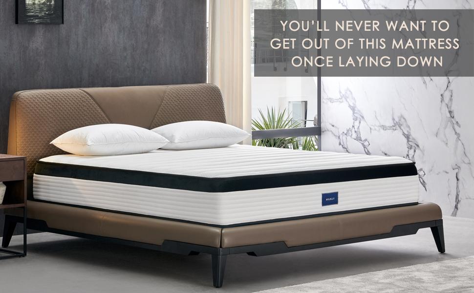 12 inch queen mattress