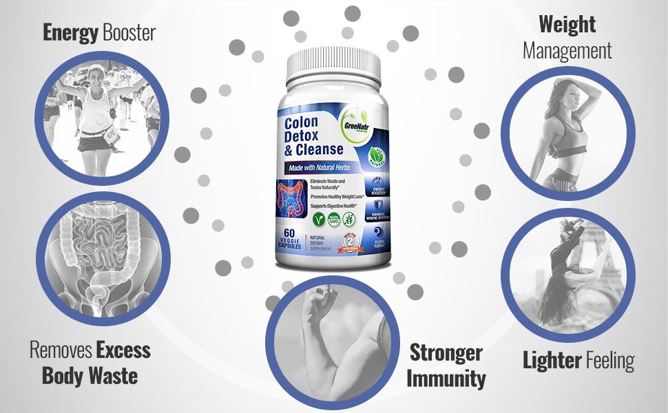 colon detox, colon detox weight loss, weight loss detox, detox pills