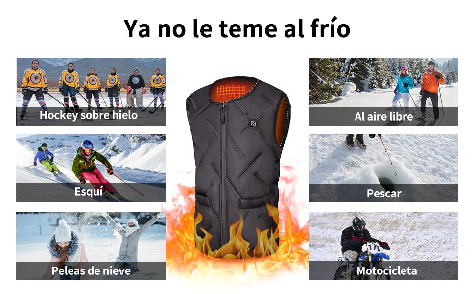Chaleco Térmico