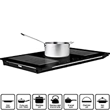 induction cooktop electric