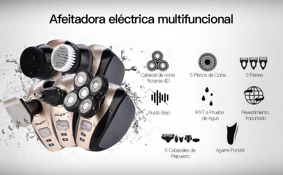Maquinilla De Afeitar ,Afeitadora Corporal Electrica Hombre ...
