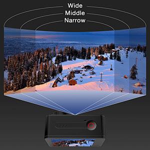 Adjustable Viewing Angle
