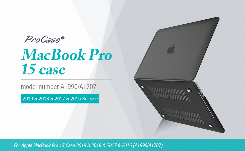 MacBook Pro 15 Case 2019 2018 2017 2016