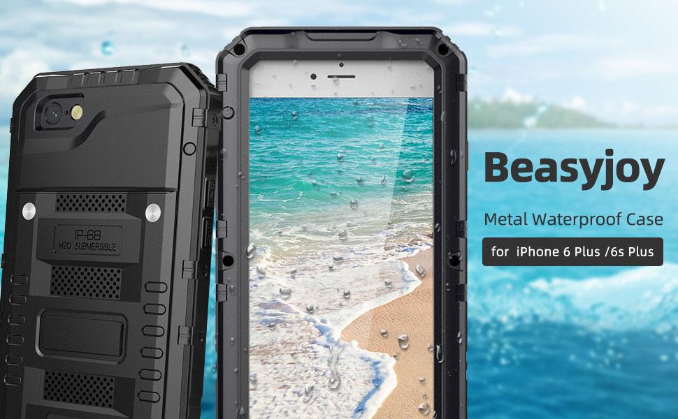 iphone 6/6s plus waterproof case