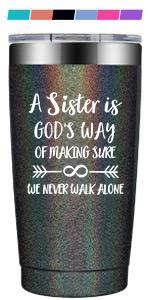sister tumbler