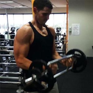 Men's 3 Pack Tank Tops Workout Gym Shirts