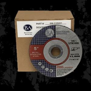 "(B015VOMD4K)5""x.045""x7/8""-Quality Thin CutOff Wheel Metal & Stainless Steel"