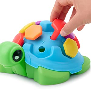 Toypix Hexie Counting Turtle
