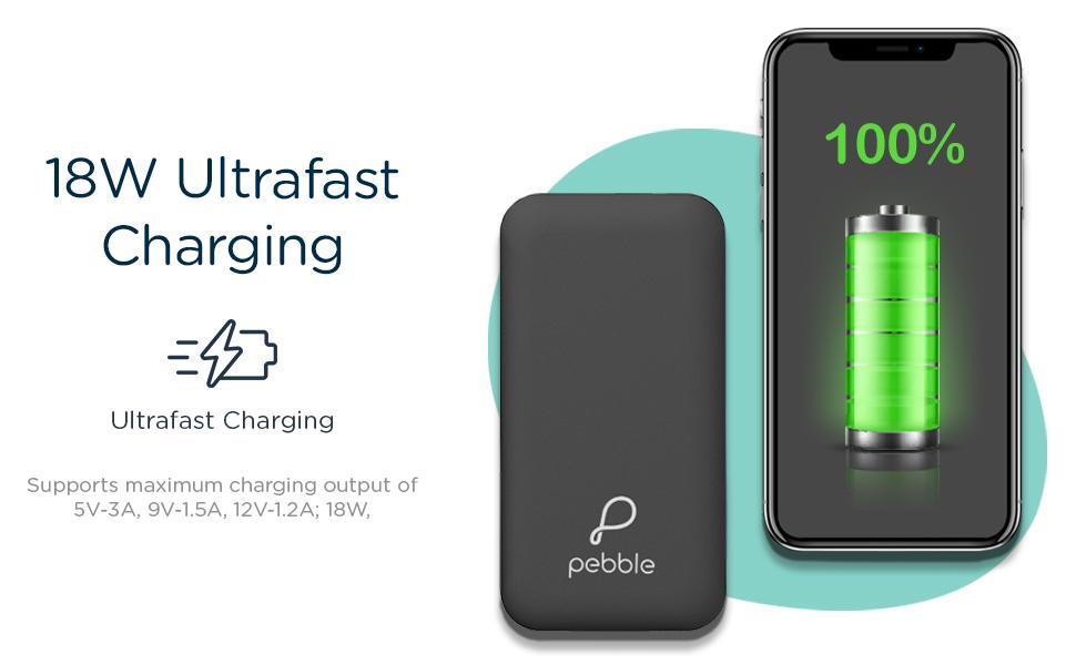 Ultra-fast Fast Charging, 18W