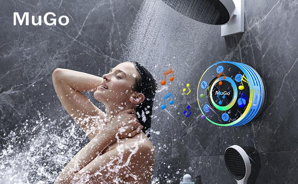 speakers bluetooth,suction cup speaker,shower speaker bluetooth waterproof