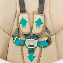 Adjustable Safety Harness