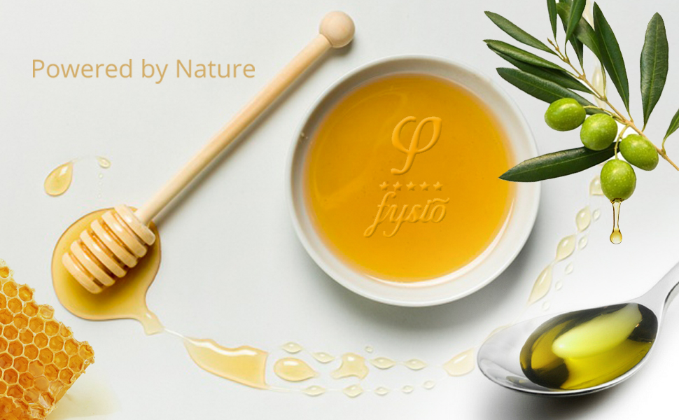 fysio coconut oil beeswaxs olive oil argan oil jojoba hand cream conditioner cosmetics beauty