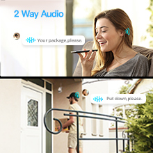 Real-time 2 Way Audio