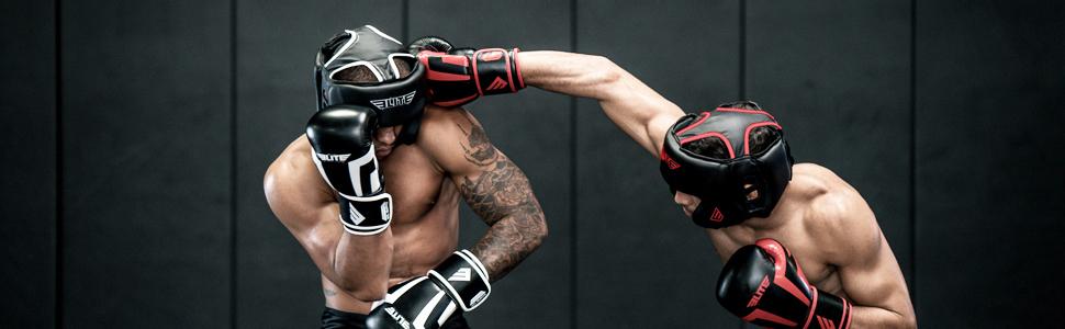 Boxing MMA sparring Kickboxing headgear for men