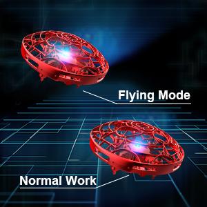 dual modes