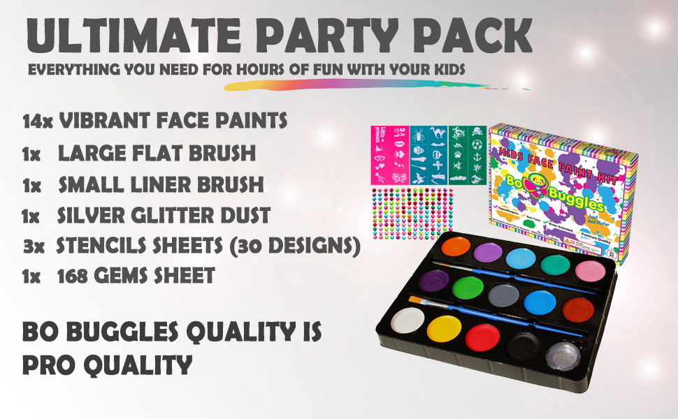ultimate party pack