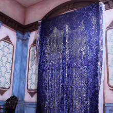 Best Quality Big Payette Sequin Backdrop Curtain