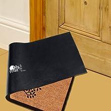PVC Back-More Durable mats