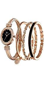 watch bracelet womens gold watch womens watches rose gold women's wrist watches womens watch set
