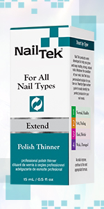 Nail Tek Extend Extend Professional Polish Thinner, 0.5 oz