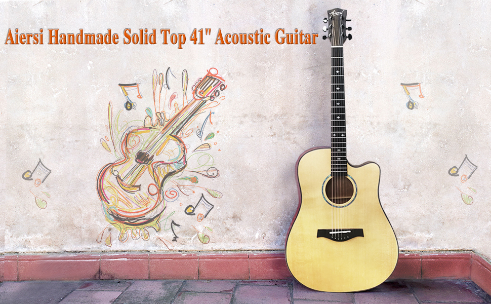 Guitar 41 inch