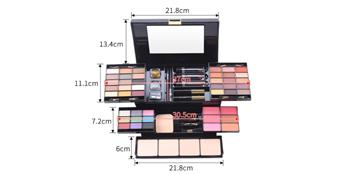 Size of Make Up Kit