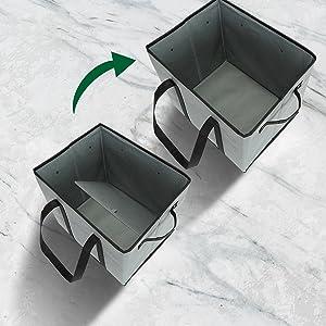 Sturdy Foldable Bottom