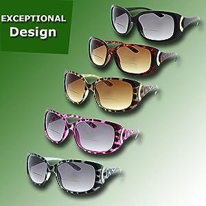 bifocal reading glasses women Reader Sunglasses Sun Reader Bifocal Sunglasses for Men and Women