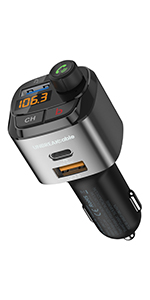 FM Transmetteur Bluetooth